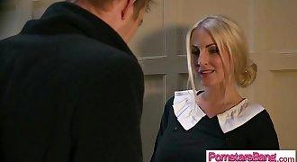 Big Cock Stud Bang Hardcore Horny Pornstar (loulou) movie-18