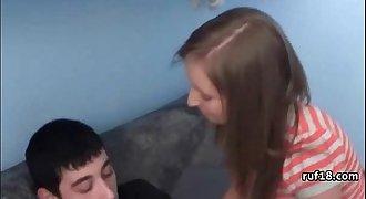 Teen Bondage
